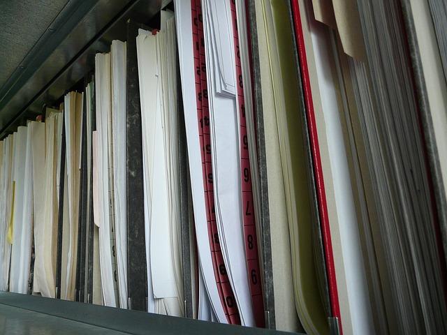 Alle wichtigen Dokumente und Informationen für den Immobilienverkauf